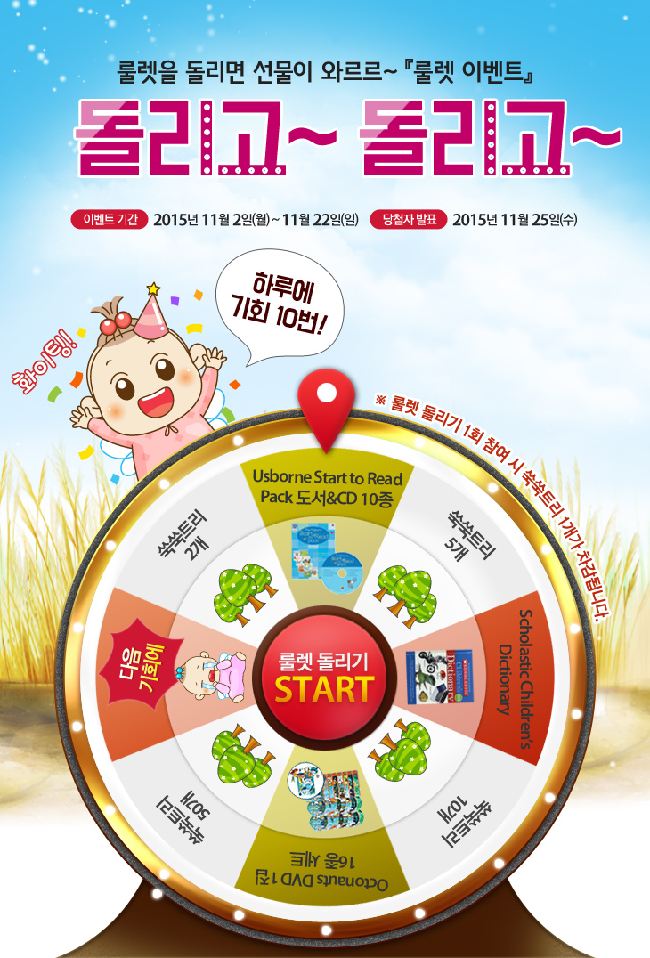 UsborneStart to Read Pack 도서,CD 10종