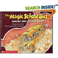 The Magic School Bus Inside the Human Body (Magic School Bus)