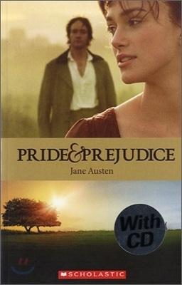 Scholastic ELT Readers Level 3 : Pride and Prejudice (Book+CD)